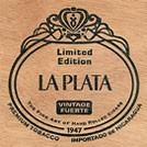 La Plata Limited Edition Vintage Fuerte Belicoso